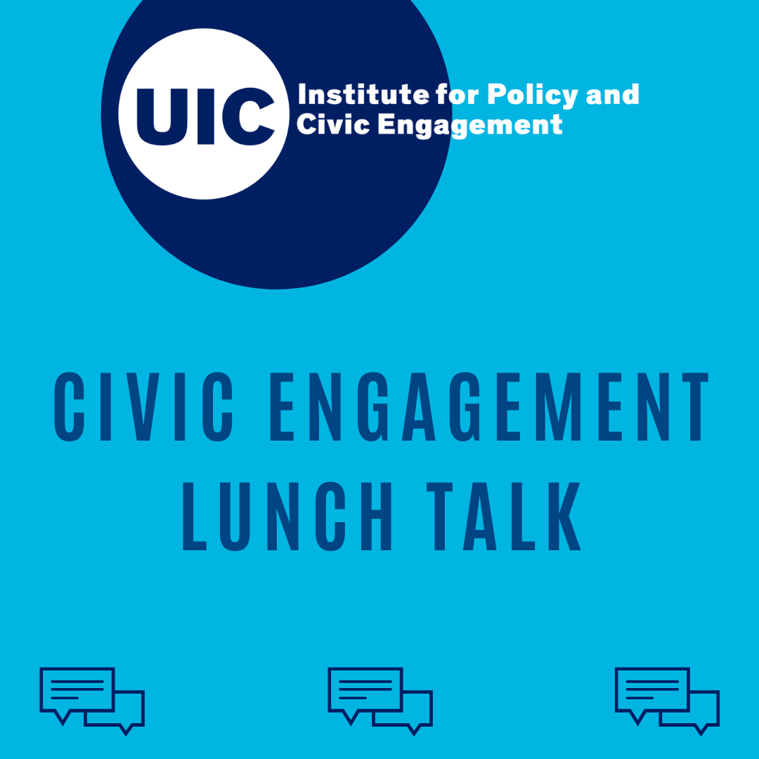 Civic Engagement Lunch Talk
